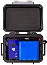 Brickhouse Security 140-Day 4G LTE Magnetic GPS Tracker Cellular Real-GPS Tracking Device with Magnetic Case & Extended Ba... photo