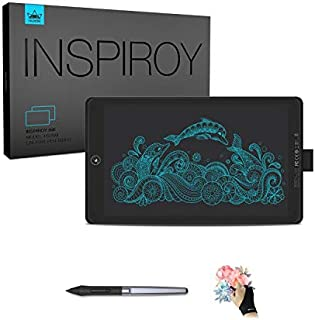 HUION Inspiroy Ink H320M Graphic Drawing Tablet 10 x 6 Inch Dual-Purpose LCD Writing Tablet, 11 Press Keys, Android Suppor...
