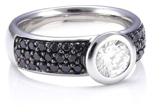Viventy Damen-Ring 925 Sterling Silber Gr. 56 (17.8) 762651/56
