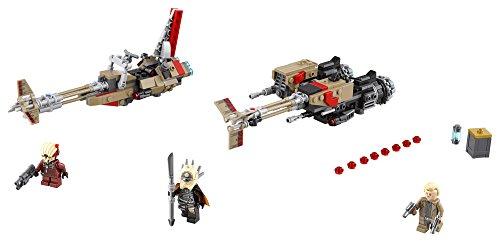 LEGO Star Wars Cloud-Rider Swoop Bikes Speeders 75215 - 355 Pièces - 1