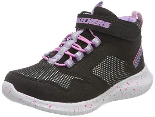 Skechers Ultra Flex Rainy Racer Sneaker, Schwarz, 36 EU