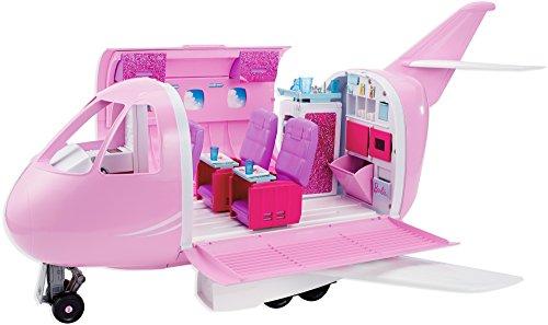 Barbie Passport Glamour Vacation Jet - Pink Airplane