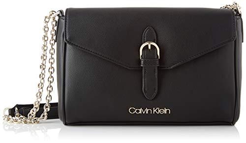 Calvin Klein Mujer Crossovers, Negro, Taglia unica