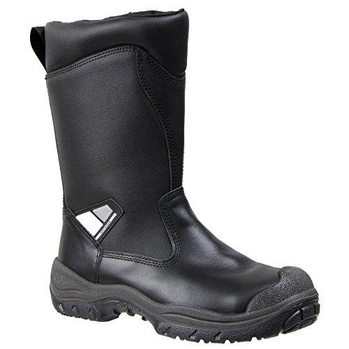 Ejendals englischsprachig–37Größe 94cm Jalas englischsprachig Drylock Neoprenschuhe Sicherheit Stiefel–Schwarz/Grau
