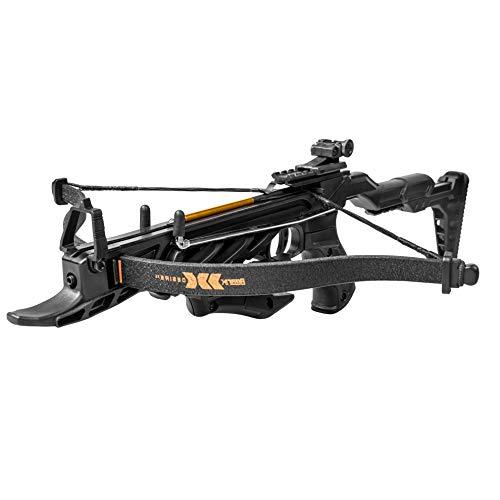 Bear X Desire XL Self-Cocking Pistol Crossbow with 3 Premium Bolts