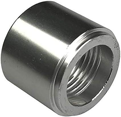 """PRC S5043 Aluminum 3//8/"""" NTP Female Weld-In Bung"""