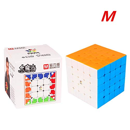 CuberSpeed YuXin Little Magic 5x5 M Magnetic 5x5x5 stickerless Speed Cube