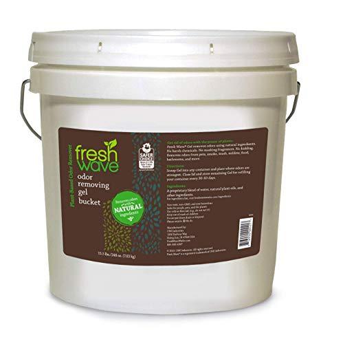 Fresh Wave Odor Removing Gel Bucket, 15.5 lbs. (248 oz.)