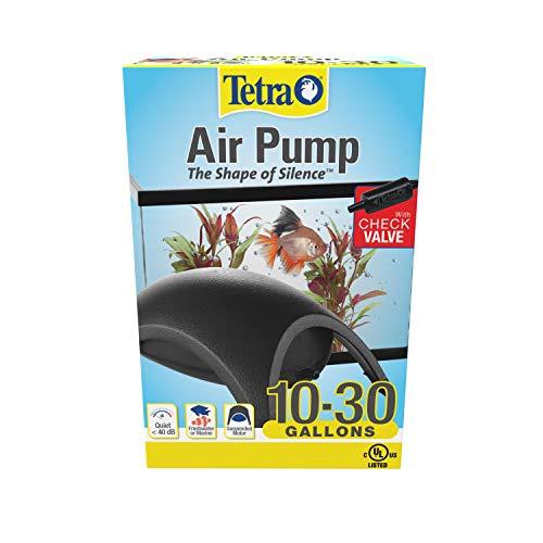 Tetra Whisper Air Pump, For aquariums, Quiet, Powerful Airflow