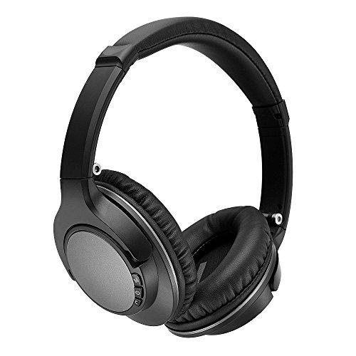 Auriculares estéreo de graves Sound Intone I8 con micrófono ajustable, auriculares de diadema para smartphone iPhone/iPad/iPod/Android