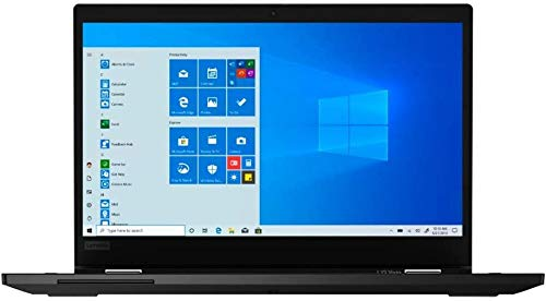 Lenovo ThinkPad L13 Yoga 2-in-1 13.3' FHD WLED Touchscreen Laptop, Intel Core i5-10210U up to 4.2GHz, 8GB DDR4, 512GB SSD, Webcam, BT, Fingerprint Reader, Backlit Keyboard, Windows 10, Wireless Mouse