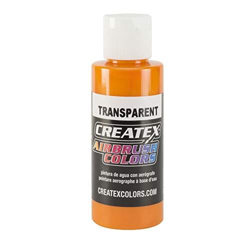 Createx 5113-4Z Createx Sunrise Yellow Transparent Airbrush Color CREATEX by Createx