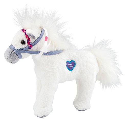 Miss Melody 8738 – Peluche Cheval avec Sound, Multicolore