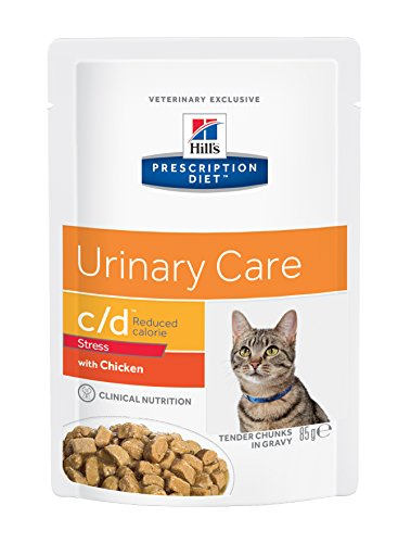 Hills Prescription Diet c/d Feline Urinary Stress 12x85 gr