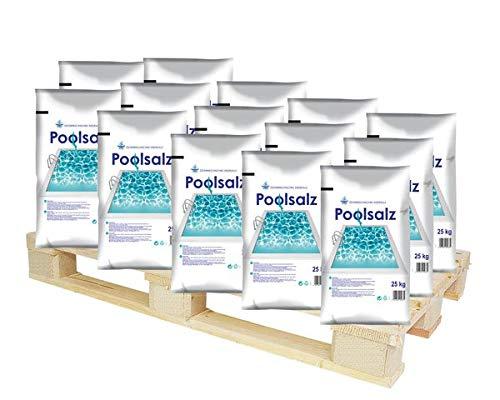 Salinen Poolsalz 1050 kg - bietet höchste Reinheit und ist bestens für alle Pools mit Salzelektrolyseanlagen geeignet.