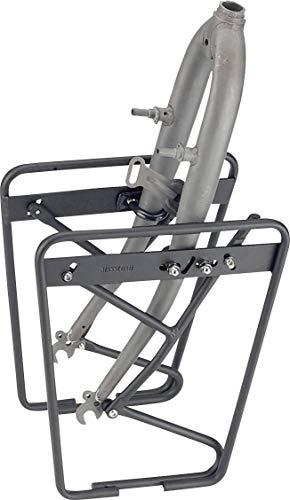 Point Gepäckträger Lowrider-Aluminium- Befestigung Universal, schwarz, 05021101