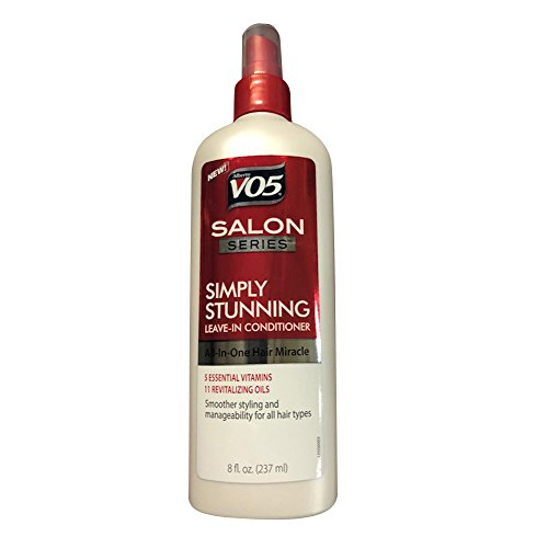 VO5 Salon Series Simply Stunning Leave-In Conditioner, 8 oz