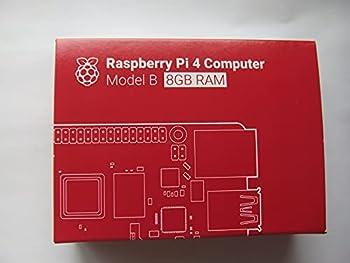 Raspberry Pi 4 Model B 8GB 技適マーク入
