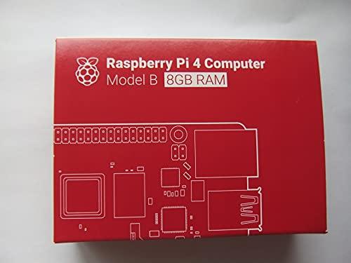 Raspberry Pi 4 Model B 8GB 技適マーク入 正規品!ラズベリーパイ4 モデルB 8GB Raspberrypi財団パッケージ