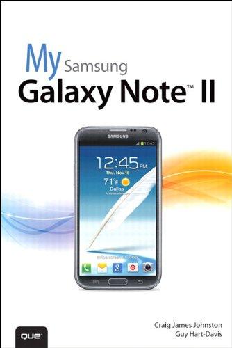 My Samsung Galaxy Note II (My...) (English Edition) eBook ...