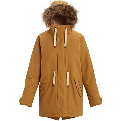 Burton - Veste De Ski/Snow Saxton Parka Orange Femme - Femme - Taille s - Orange