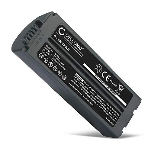 CELLONIC® Batteria compatibile con Canon Selphy CP1200 CP1000 CP1300,CP910 CP900,CP800 CP810,CP510 CP520,CP780 CP720 CP730 CP740,CP400 (2000mAh) NB-CP2LH,NB-CP2L Batteria di ricambio,accu sostituzione