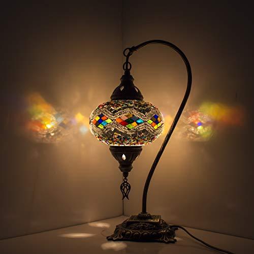 Lámpara turca (20 variaciones) – Lámpara de mesa de...