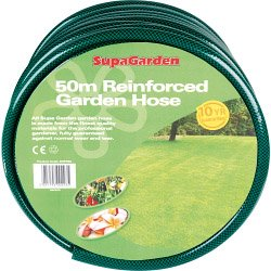 SupaGarden versterkte tuinslang 50 m