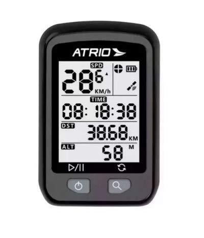 Ciclocomputador Gps para Ciclismo Atrio Iron