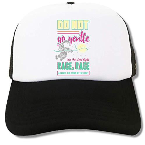 Good Night Astromoon Trucker Cap Baseball Hat