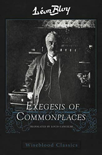 Exegesis of Commonplaces