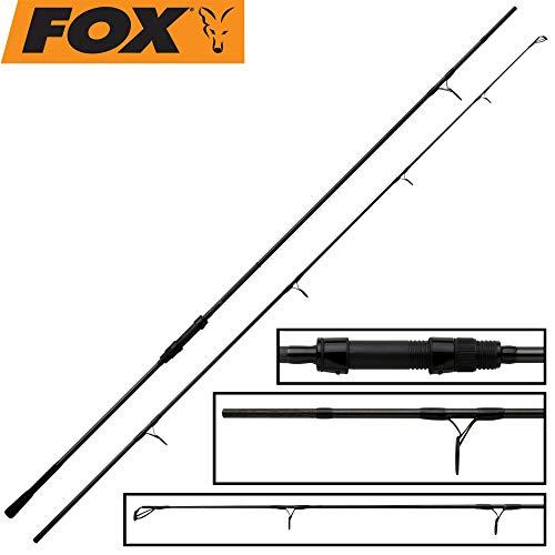 Fox Horizon X3 Abbreviated Handle 10ft 3,5lb Karpfenrute, Angelrute zum Karpfenangeln, Rute für Karpfen, Karpfenangelrute, Grundrute