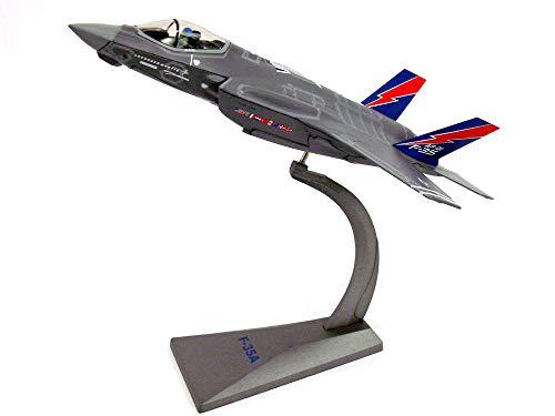 ロッキード・マーティン F-35 (F-35A) ライトニングII エグリン AFB 1/72スケール ダイキャストメタルモデル
