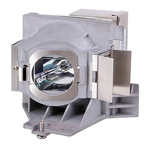 Loutoc HT2050 Beamerlampe für Benq HT2050-HT2150ST-HT3050-W1110-W1210ST-W2000 5J.JEE05.001 Ersatzlampe, mit Gehäuse