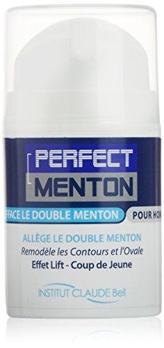 Perfect Menton pour lui - Efface le double menton - Pour se montrer sous son meilleur profil - 50 ml