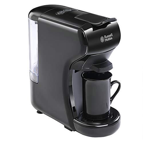 Russell Hobbs 190713B - 1450 Watt 19 Bar Capsule Espresso Cappuccino Coffee Maker Machine (2 Years Manufacturer Warranty)