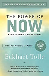 The book, The Power of Now by Eckhart Tolle.