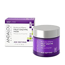 Andalou Naturals Advanced Fruit Stem Cell Science renews skin at the cellular level, blending nature and knowledge for visible results 1st Beauty Brand 100% Non-GMO Project verified. Verified Gluten-Free For Dry & Sensitive Skin Results: Age Defying