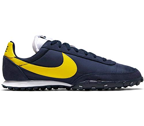 Nike Sportswear Waffle Racer - Zapatillas deportivas para hombre, color azul EU 45,5 - US 11,5