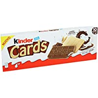 Kinder Cards, 2x128gr (2x 5pcs)