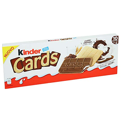 Kinder Cards, 2x128 (5 pcsx2)
