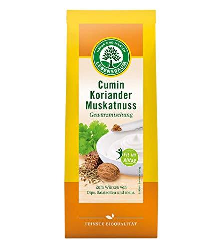 Lebensbaum Cumin-Koriander-Muskatnuss, 45 g