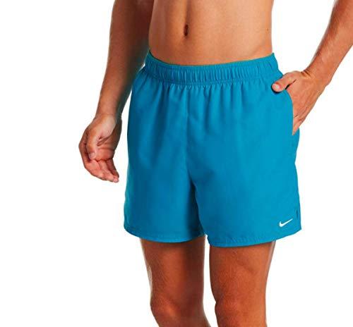 Nike Herren Volley Badeshorts Gr. Verschiedene Größen, blau
