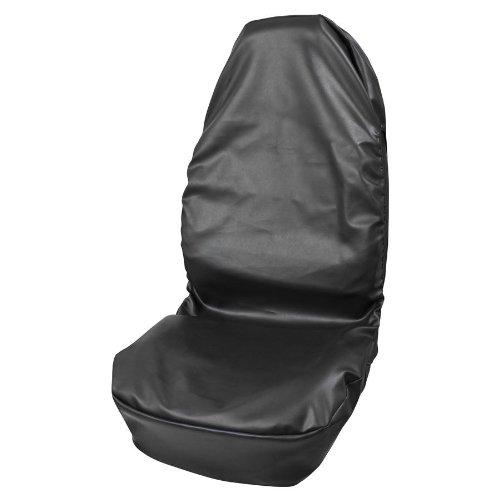 Petex – Atelier Protecteur de siège Double 1 pc. Noir