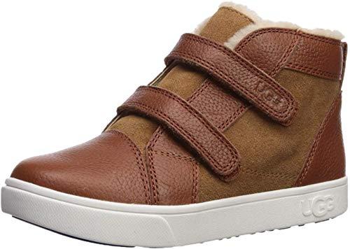 UGG Kid's Male Rennon II Shoe, Chestnut, 5 (UK)
