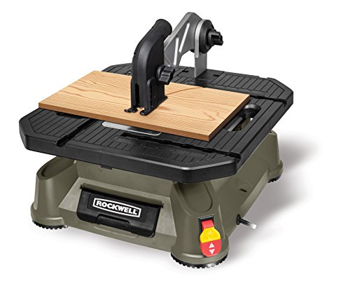 Our #1 Pick is the Rockwell BladeRunner X2 Scroll Saw