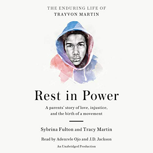 Rest in Power audiobook cover art