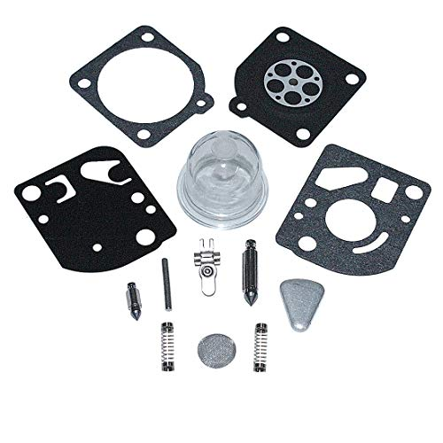 Learn More About AUMEL Carburetor Repair Rebuild Carb Kit for Zama RB-47 C1Q-E3 C1Q-E4 C1Q-E6A C1Q-W...
