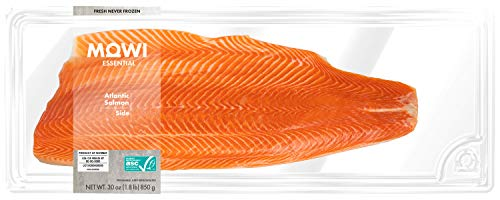 MOWI Essential Fresh Atlantic Salmon Side 30 oz