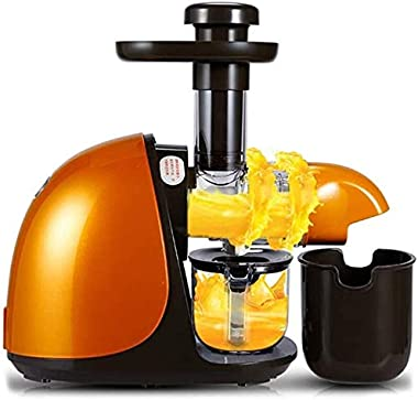 Portable Blender, Travel Juicer Mixer Mini Personal Fruit Blender Smoothie Maker Household Horizontal Low Speed Fully Automatic Multifunction Cooking Machine